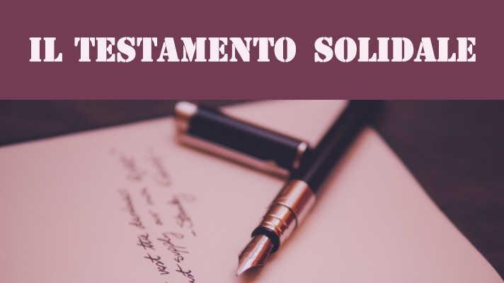 Il Testamento Solidale